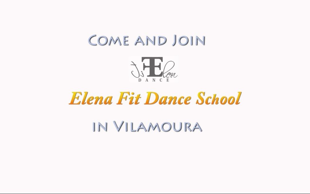 Promo video for dance school in Vilamoura