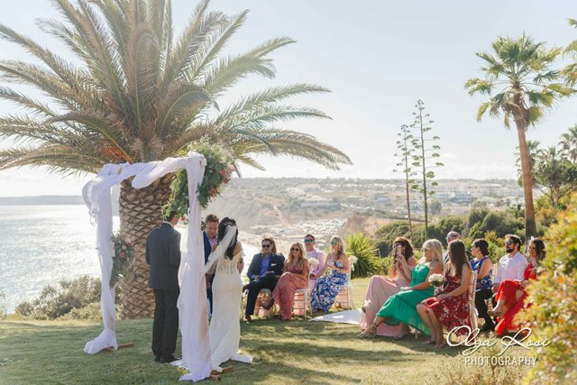 Algarve photographer wedding