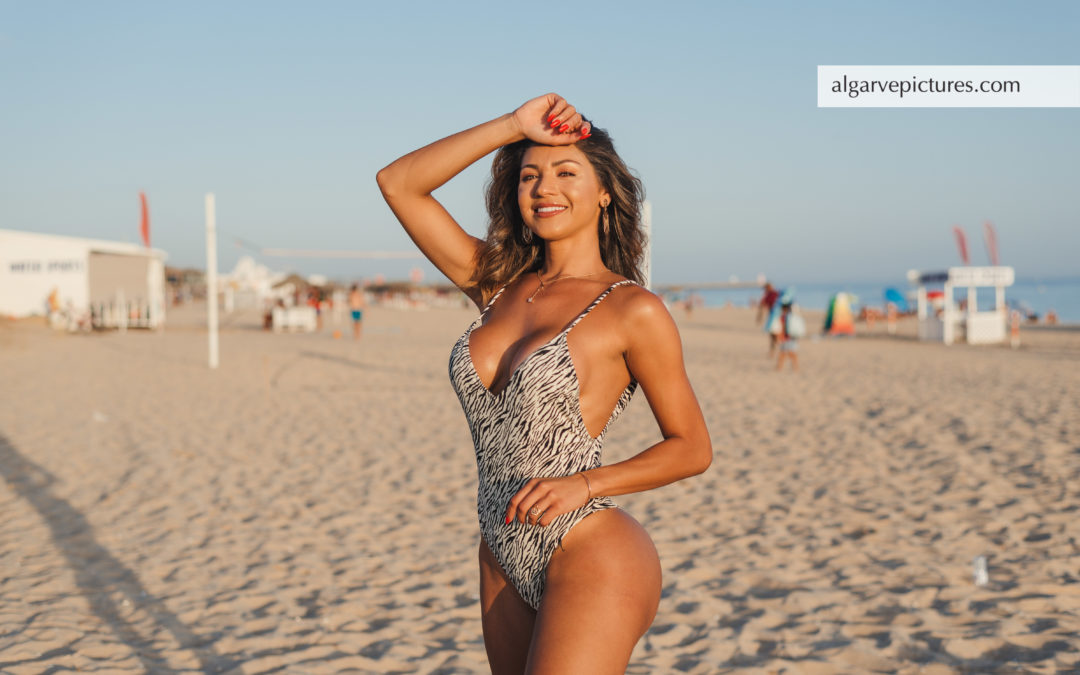 Algarve photosession for the blogger and influencer Roberta