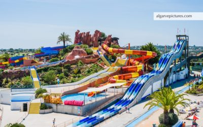 Photoshoot for Algarve water park Slide & Splash